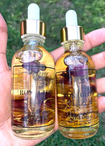 Rose Glow Facial Oil