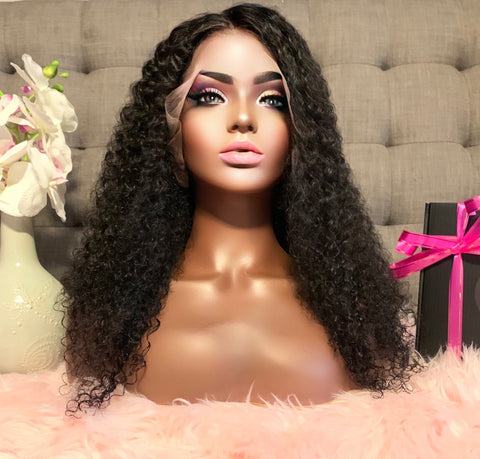 """Juliette"" Italian Curly Wig"