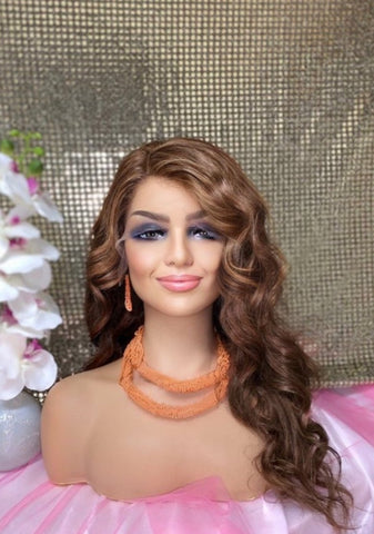 """Sam"" 18"" Glueless Wig"