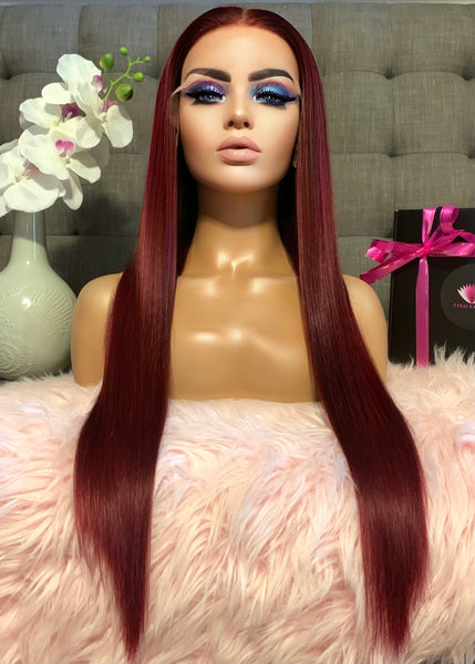 """Chanel"" 16"" Glueless Wig"
