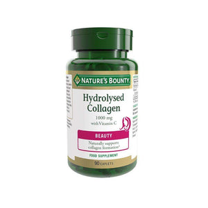 Nature's Bounty® Hydrolysed Collagen 1000 mg with Vitamin C (90)
