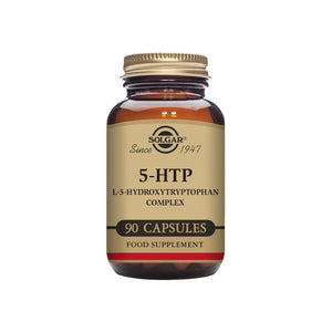 Solgar® 5-HTP L-5-Hydroxytryptophan Complex Vegetable 90 Capsules