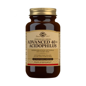 Solgar Advanced 40+ Acidophilus