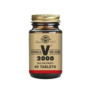 Solgar® Formula VM-2000 Tablets - Pack of 60