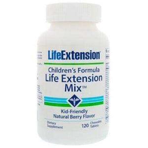 Children's Formula Life Extension Mix - 120 chewable tabs