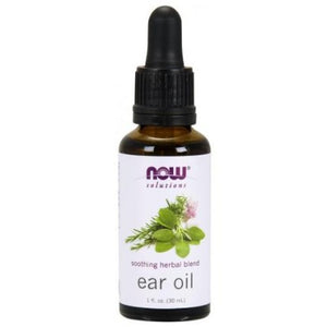 Ear Oil Relief NOW Foods 30 ml