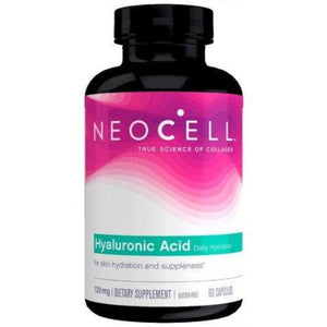 Hyaluronic Acid Daily Hydration NeoCell For skin hydration and suppleness 60 caps