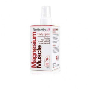 Magnesium Muscle Body Spray BetterYou 100 ml