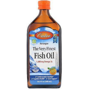 The Very Finest Fish Oil Carlson Labs - 500 ml