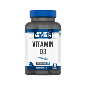 Vitamin D3 Applied Nutrition -3000IU 90 tablets