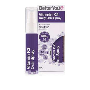 Vitamin K2 Oral Daily Oral Spray BetterYou 25 ml