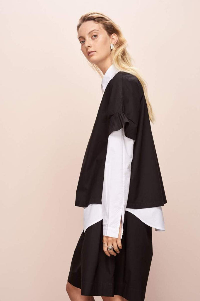 Kowtow Daze Top - Black