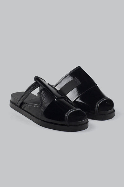 Half Measures Peel Back Slides Black