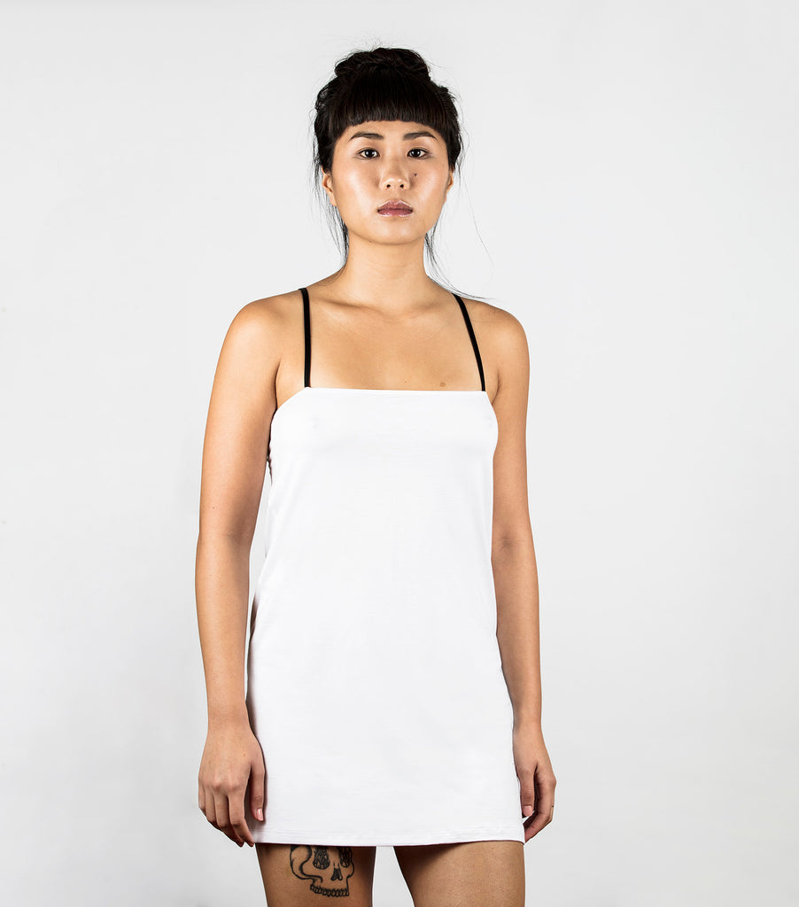Nico Eleanor White Slip