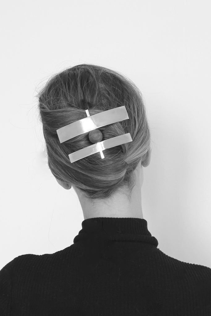 SOLD OUT Sophie Buhai Brancusi Barrette