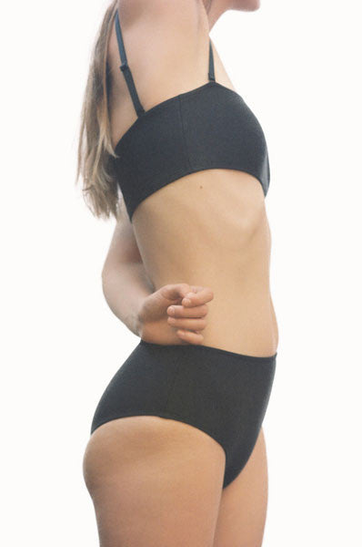 Aare Swim The Prevally High Waist Bottoms