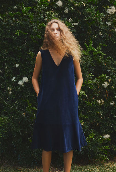 Soot Fluidity Dress