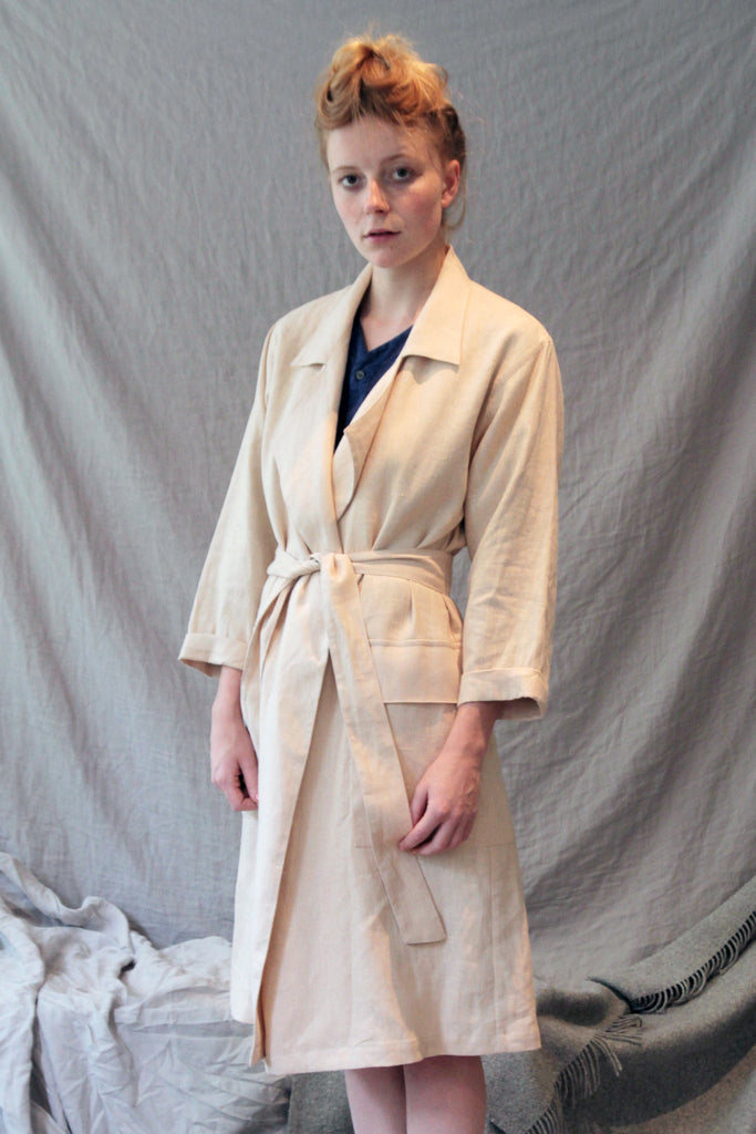 SOLD OUT Jesse Kamm Box Trench