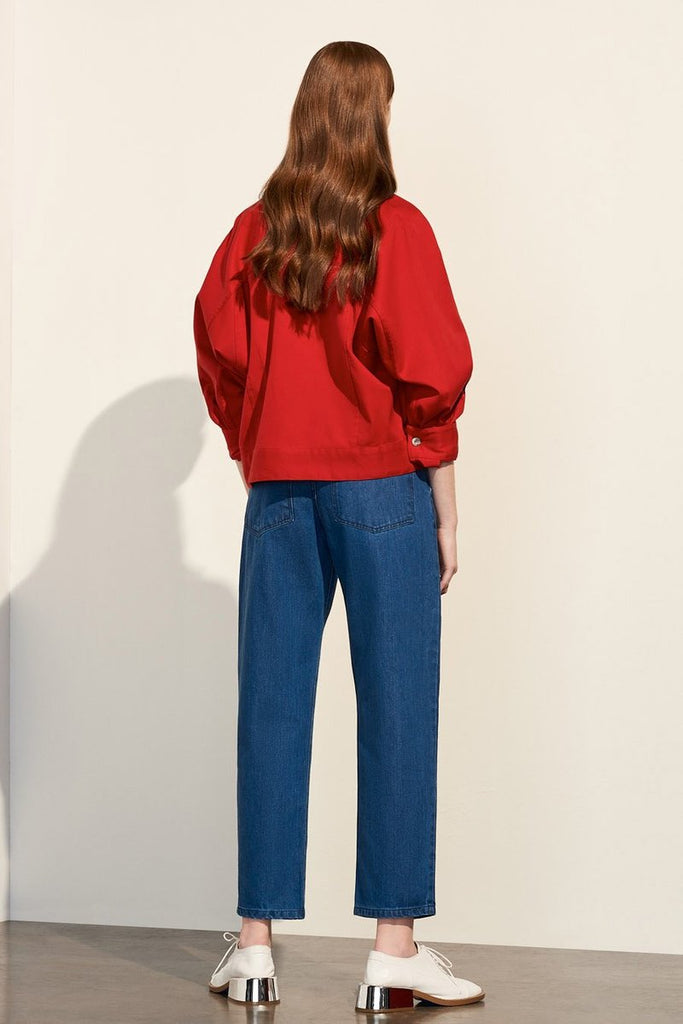 Kowtow Turnaround Dark Denim Pant