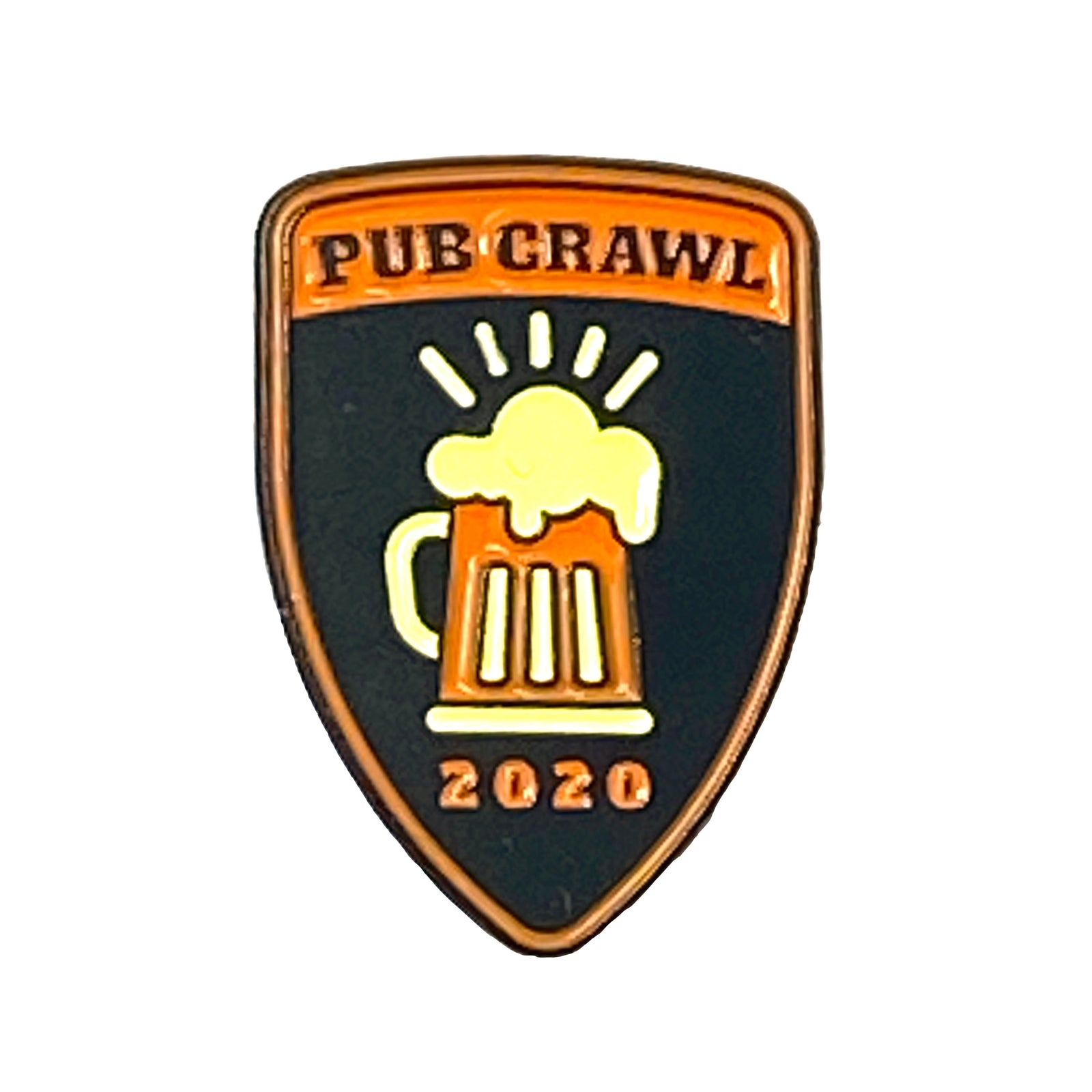 2020 Pub Crawl Pin