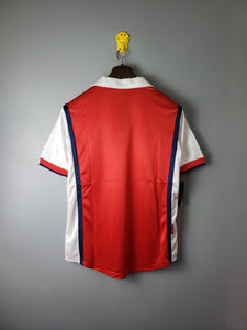 Camisa Arsenal Retrô I 1998
