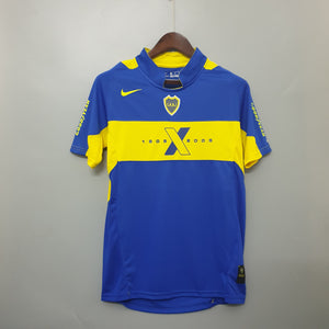 Camisa Boca Juniors I Retrô 2005
