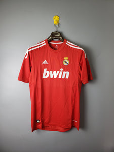 Camisa Real Madrid Vermelha Retrô 2012