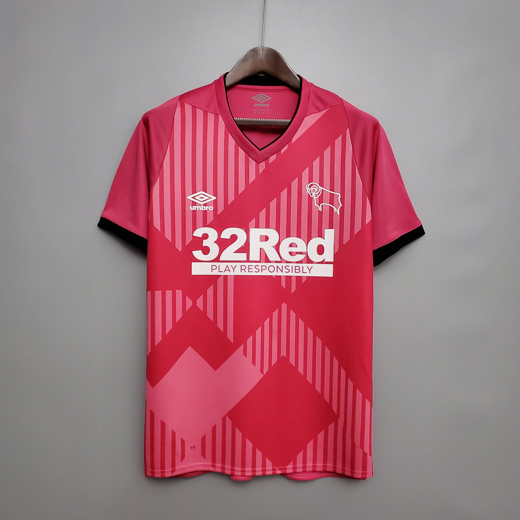 Camisa Derby County II 20/21