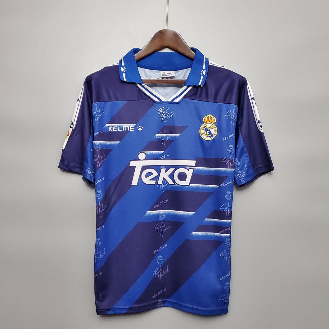 Camisa Real Madrid II Retrô 1994/96