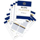 Blogging Binder