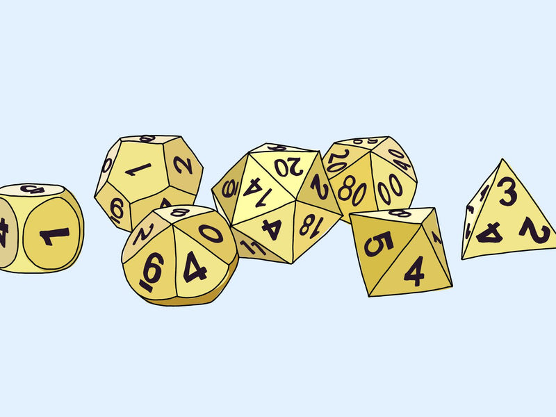 D&D and Tabletop Gamers Gift Guide