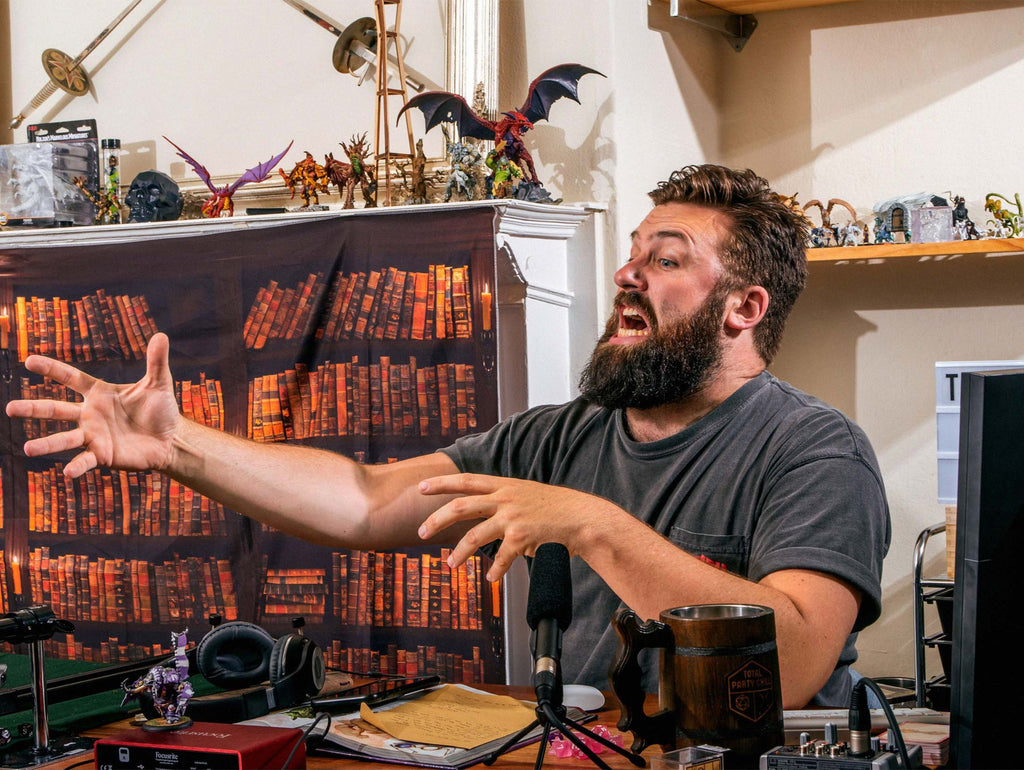 Dungeon Master for Hire