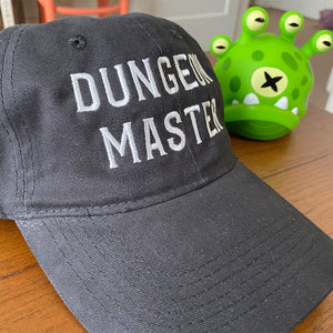 Dungeon Master Dad Hat