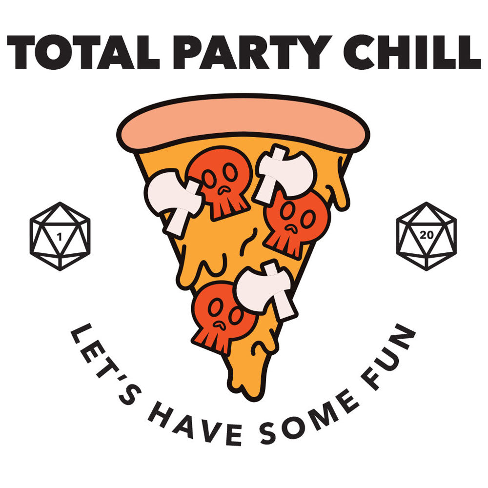 Total Party Chill Mystery Goodies