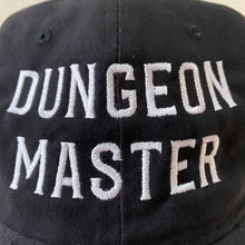 Load image into Gallery viewer, Dungeon Master Dad Hat