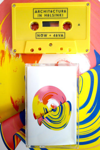 'NOW + 4EVA' Cassette Album