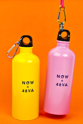 NOW + 4EVA  Stainless Steel Drink Bottle