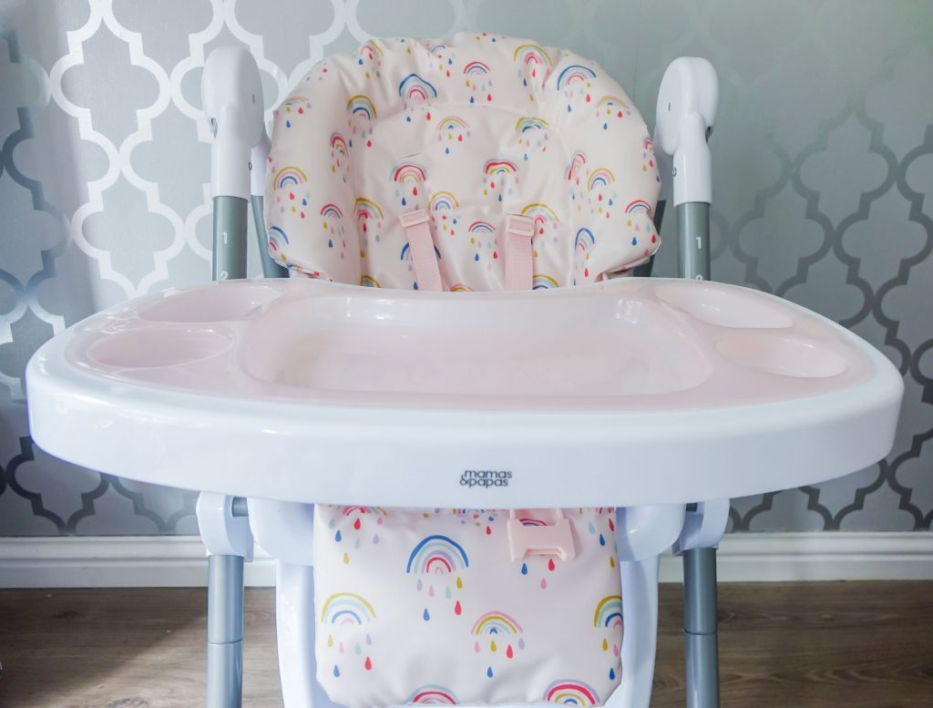 Haley Archibald's Snax Highchair Review