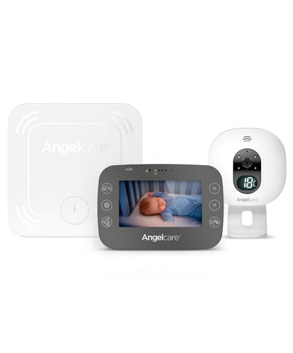 Angelcare Baby Monitors Angelcare AC337 Baby Monitor - Grey