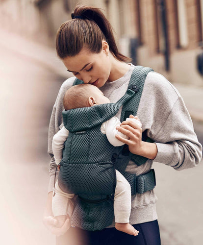 BabyBjorn Baby Carriers BabyBjörn® Move Mesh Carrier - Sage Green