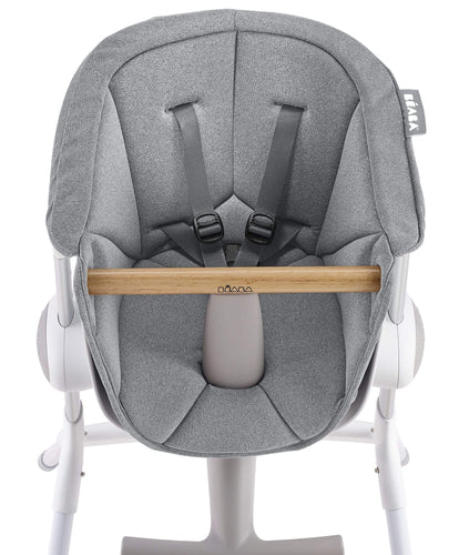 Beaba Highchairs Beaba Up & Down Hairchair Seat Cover - Grey