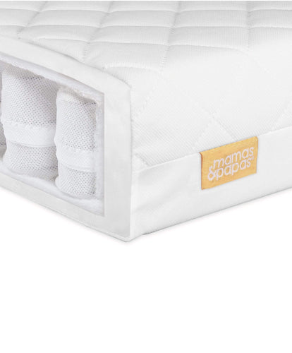 Mamas & Papas Cotbed Mattresses Essential Pocket Spring Cotbed Mattress