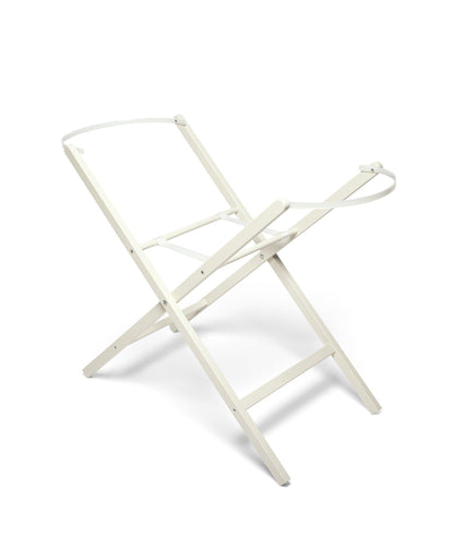 Mamas & Papas Cots Classic Moses Stand - Pure White