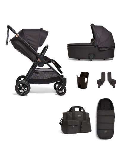 Mamas & Papas Pushchairs Flip XT³ 6 Piece Bundle - Black/Copper