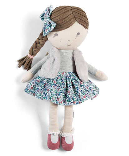 Mamas & Papas Soft Toys Soft Toy - Bella Rag Doll
