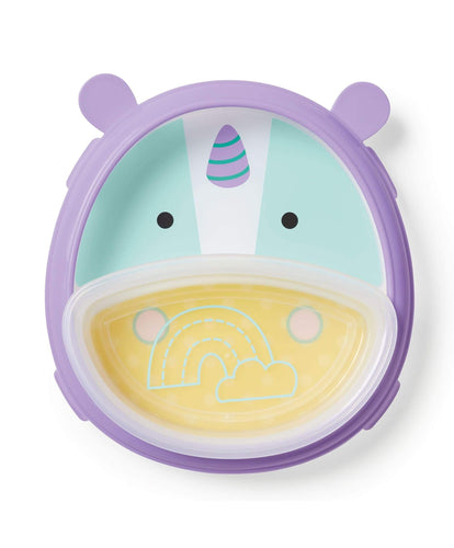 Skip Hop Baby Weaning Skip Hop Zoo Smart Serve - Unicorn