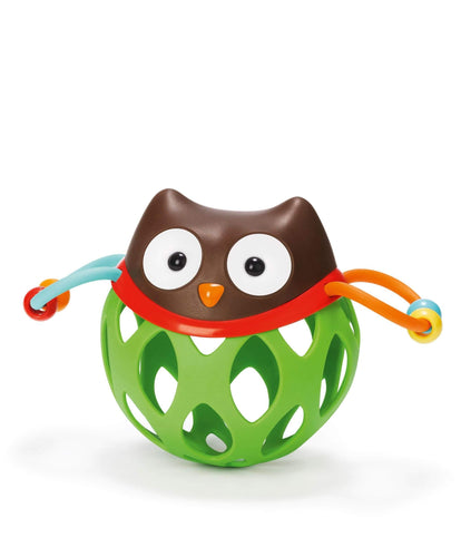 Skip Hop Travel Toys Skip Hop - Roll Around Owl