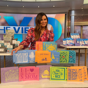 As seen on THE VIEW's View Your Deal!