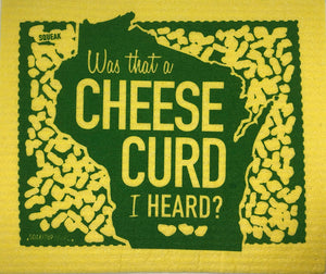 Wisconsin was that a cheese curd I heard?