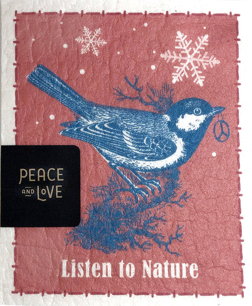 Listen to Nature, chickadee note CLARD